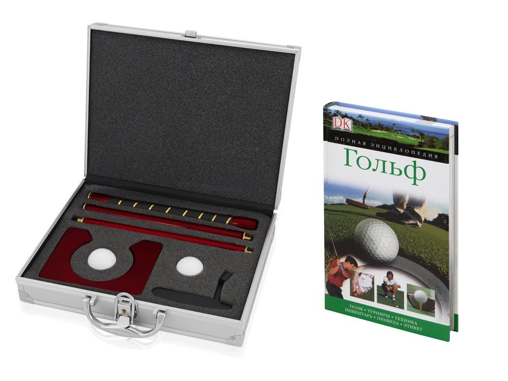 Подарочный набор Багс: офисный набор для гольфа, книга