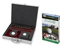 Подарочный набор «Багс»: офисный набор для гольфа, книга (арт. 549101)