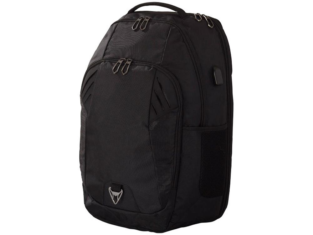 Рюкзак для ноутбука Foyager TSA 15, черный
