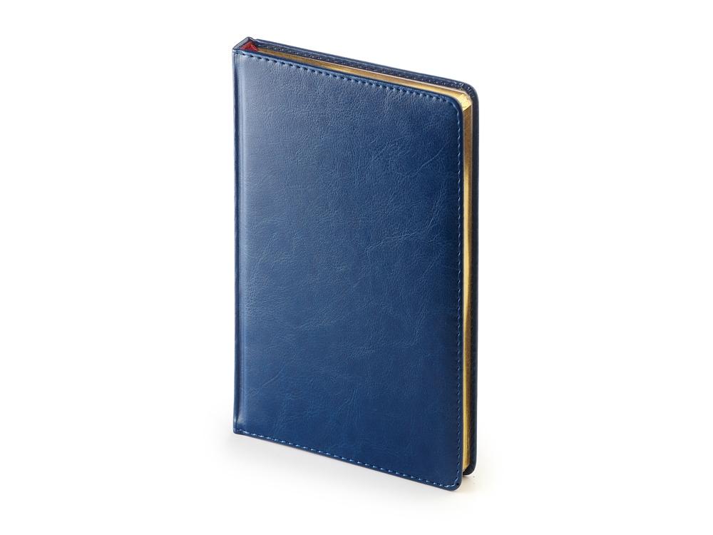 Ежедневник недатированный А4 Sidney Nebraska, синий