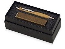 Подарочный набор Kyoto bamboo с ручкой и зарядным устройством (арт. 700306), фото 2