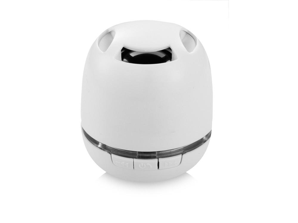 Портативная колонка Commander с функцией Bluetooth®, белый