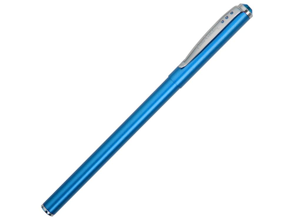 Ручка шариковая Actuel с колпачком. Pierre Cardin, голубой