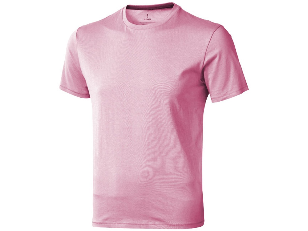 Футболка Nanaimo мужская, светло-розовый