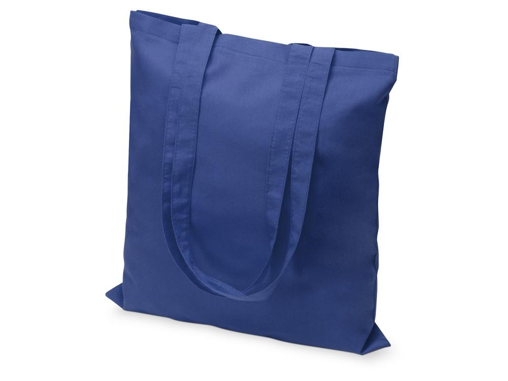 Сумка из хлопка Carryme 105, синий