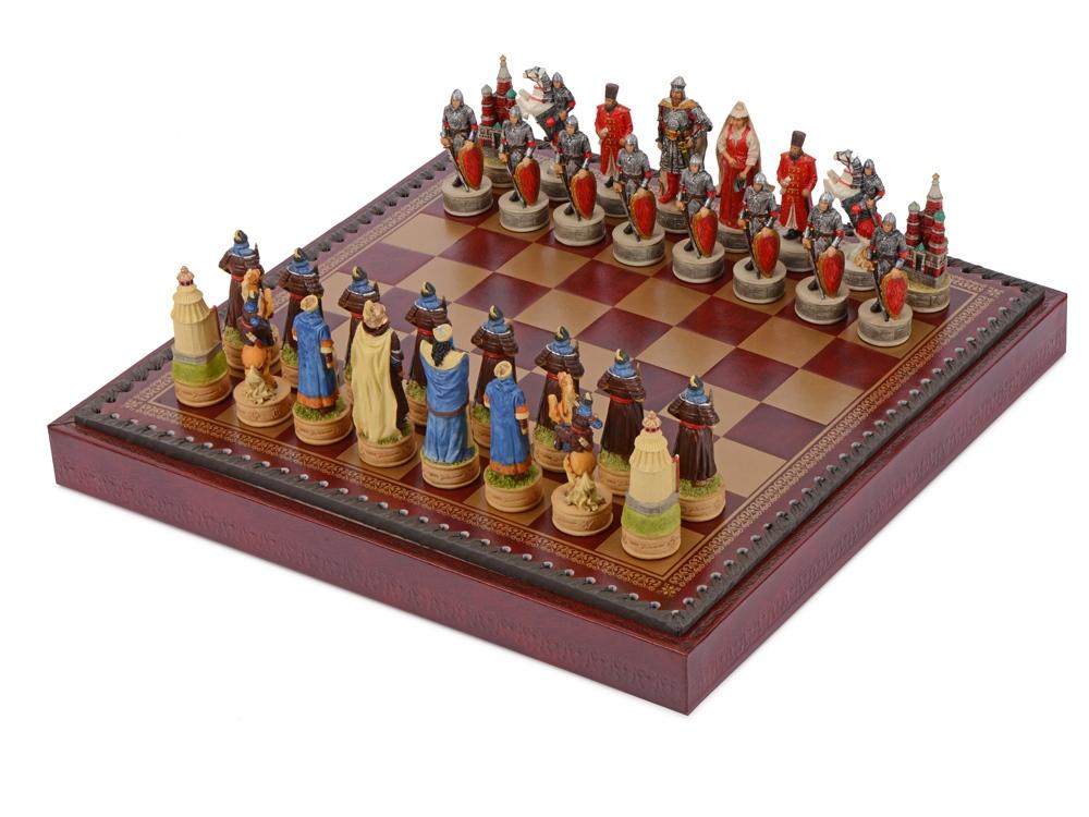 Шахматы Взятие Казани