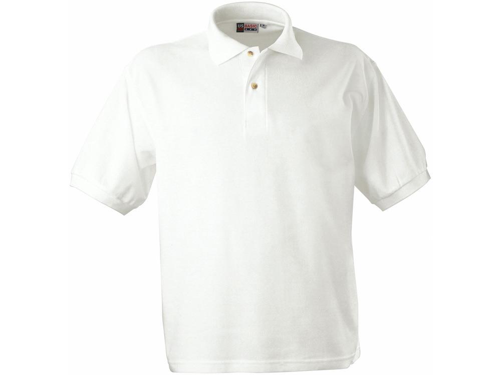 Рубашка поло Boston мужская, белый