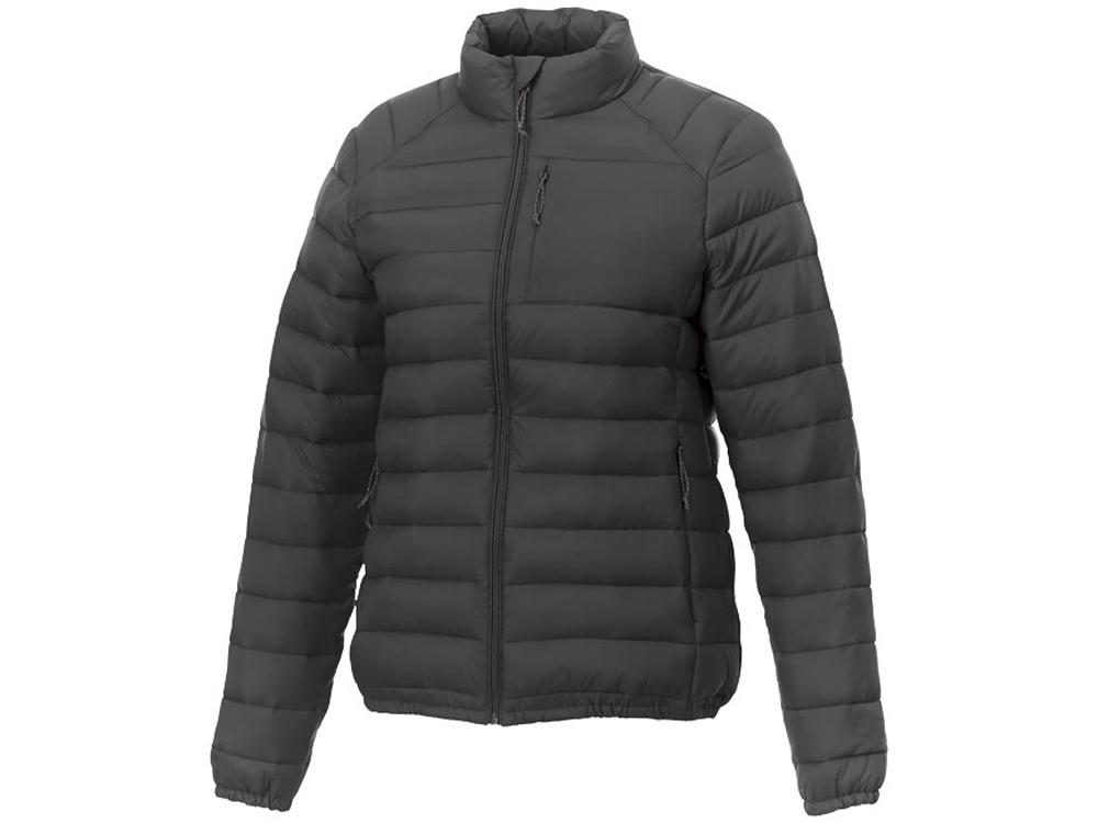 Женская утепленная куртка Atlas, storm grey