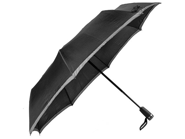 Складной зонт Gear Black