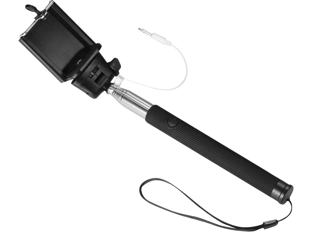 Монопод проводной Wire Selfie, черный