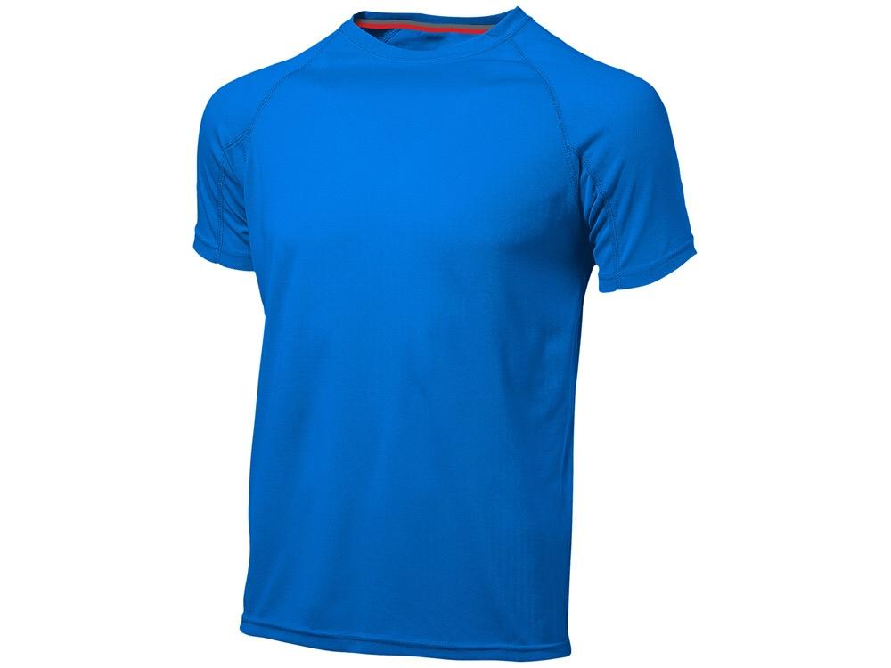 Футболка Serve мужская, небесно-голубой