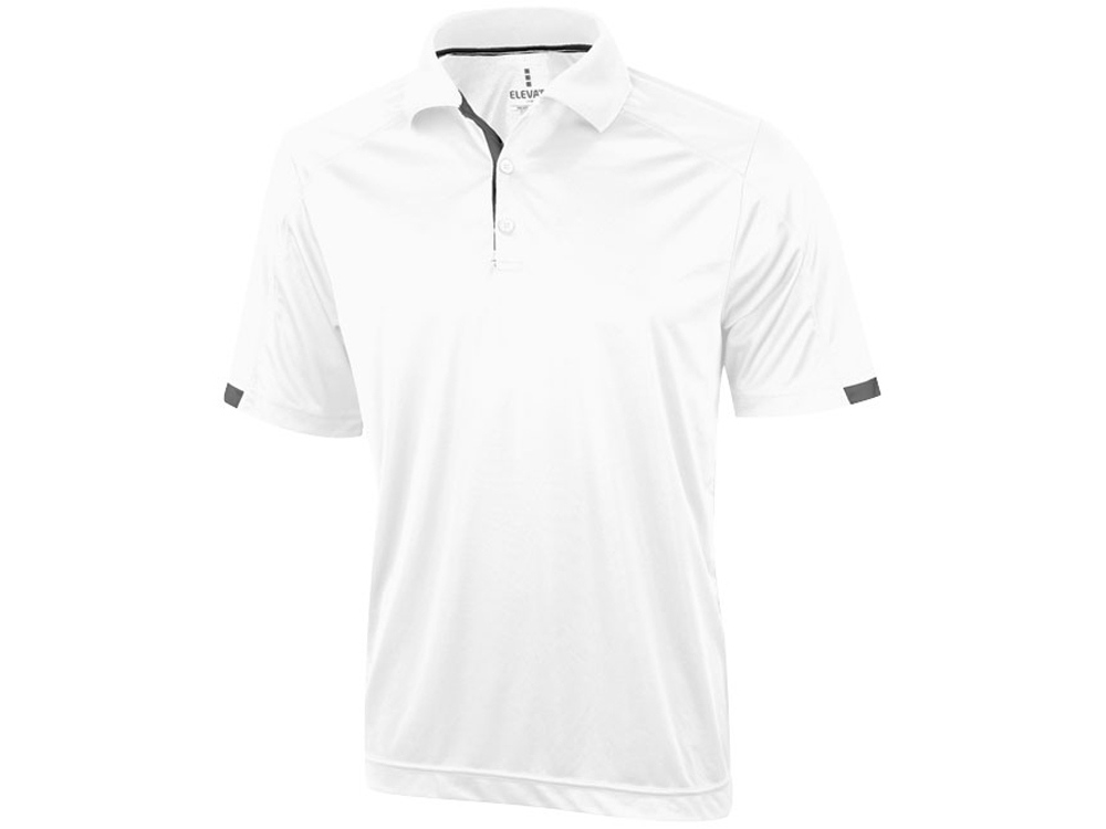 Рубашка поло Kiso мужская, белый
