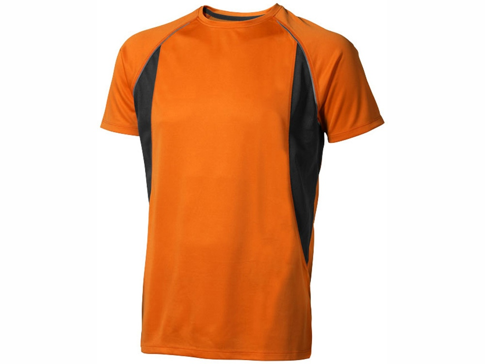 Футболка Quebec Cool Fit мужская, оранжевый