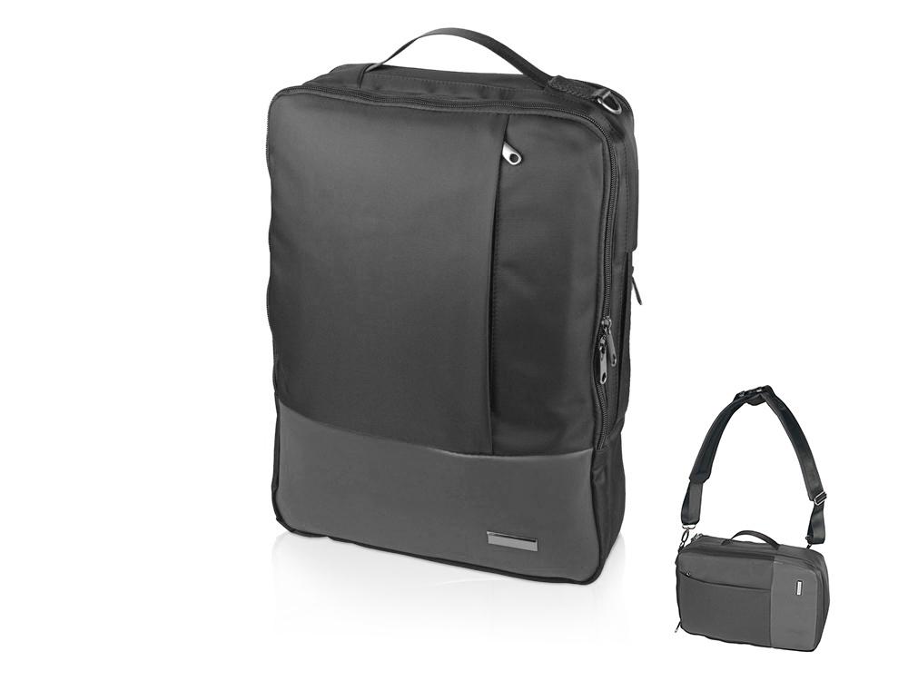 Рюкзак-трансформер Duty для ноутбука, темно-серый