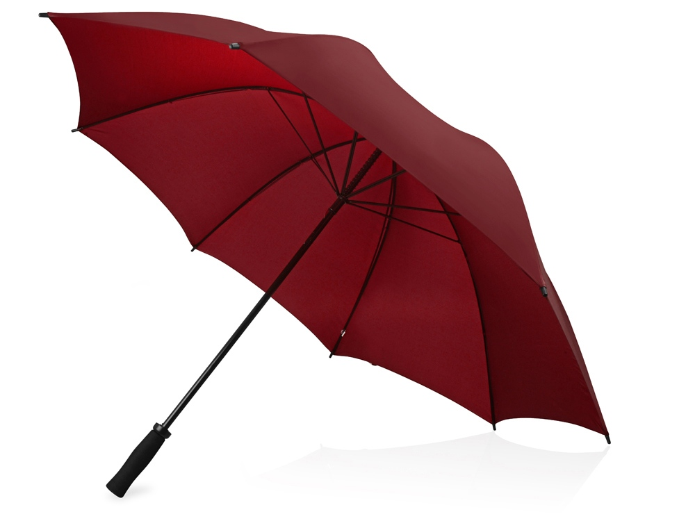 Зонт Yfke противоштормовой 30, бордовый (Р)