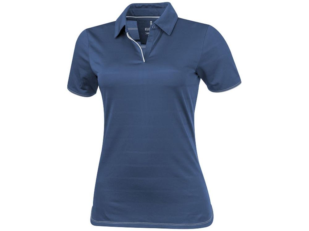 Рубашка поло Prescott женская, джинс