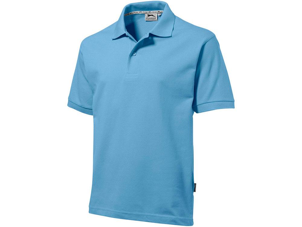 Рубашка поло Forehand мужская, голубой
