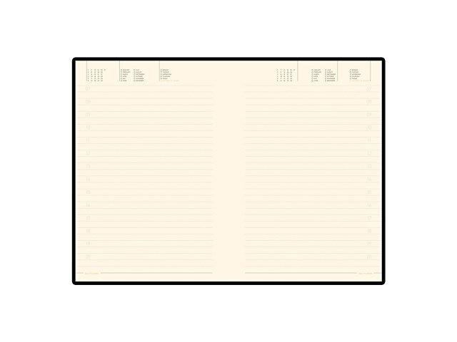 Ежедневник А5 недатированный «Megapolis Soft», бордовый