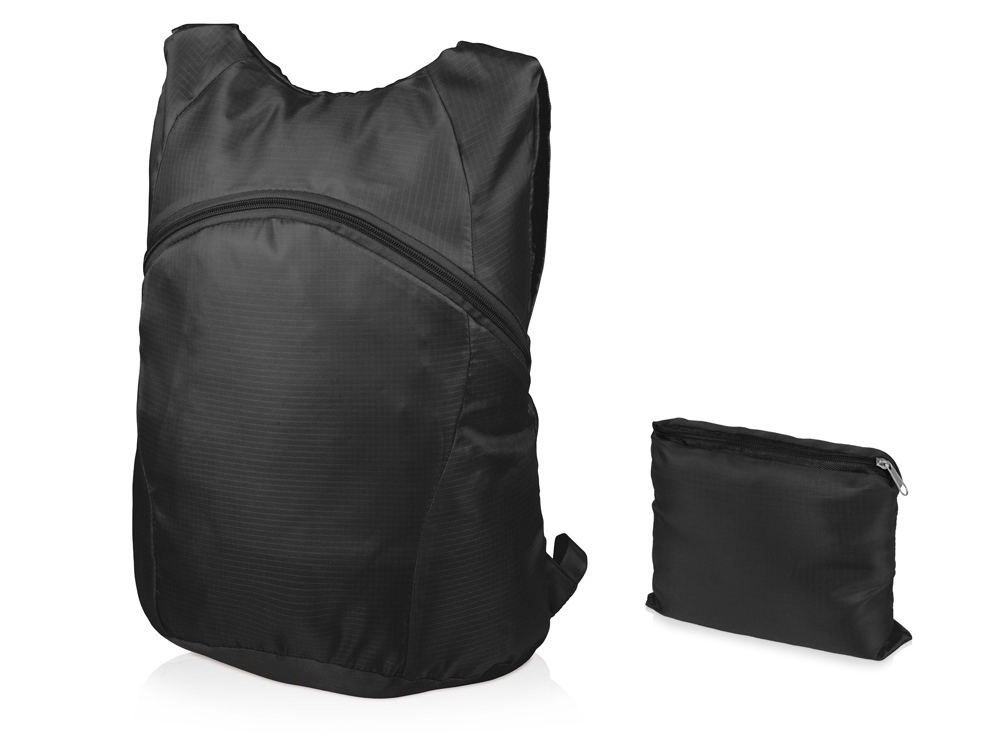 Рюкзак складной Compact, черный