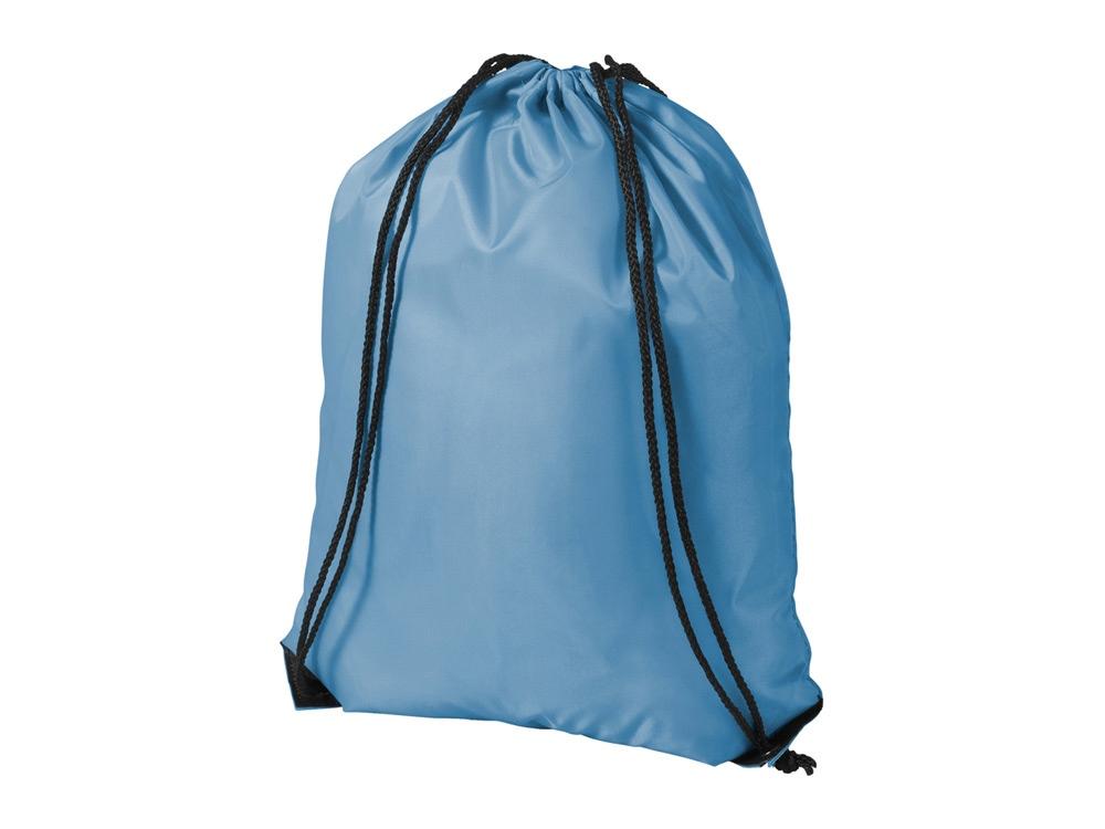 Рюкзак стильный Oriole, небесно-голубой
