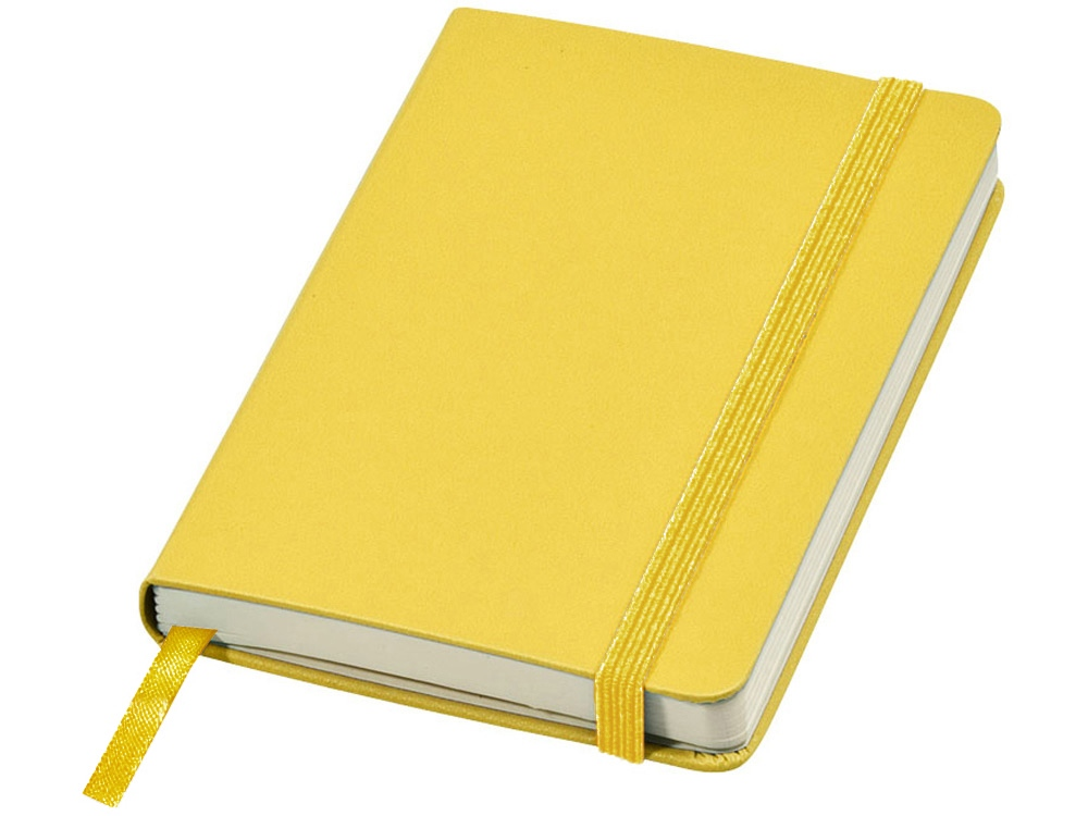 Блокнот классический карманный Juan А6, желтый