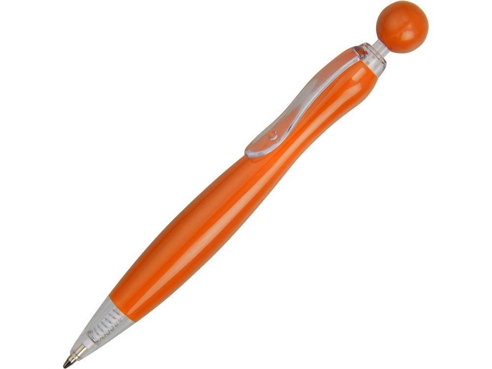 Ручка шариковая Naples, оранжевый