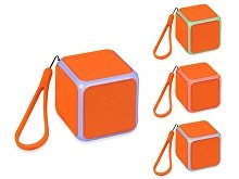 Портативная колонка «Cube» с подсветкой (арт. 5910808), фото 11