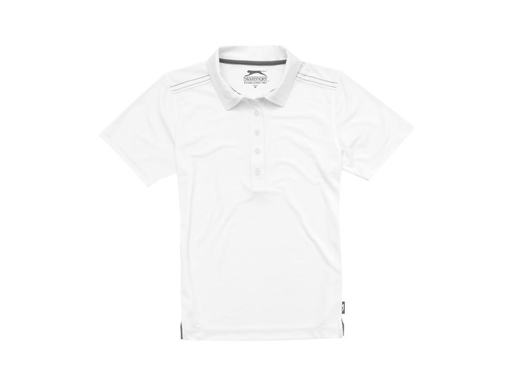 Рубашка поло Receiver CF женская, белый