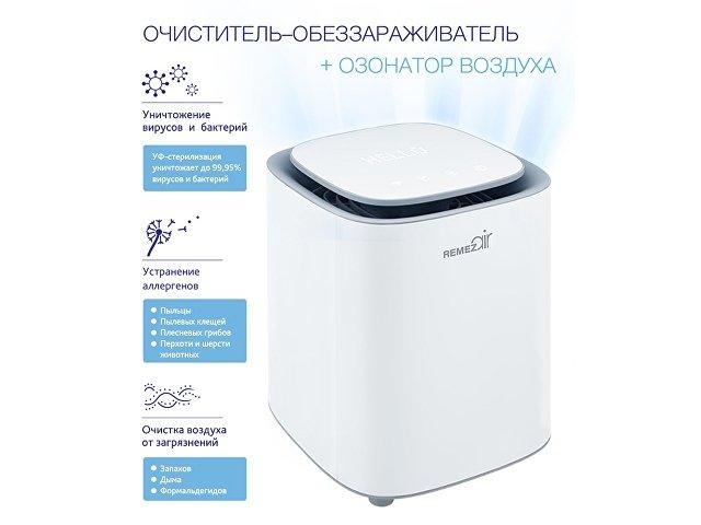 Инновационный очиститель, обеззараживатель, озонатор воздуха