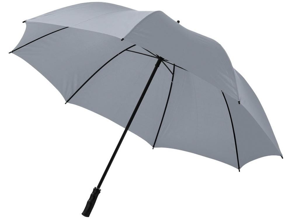 Зонт-тростьZeke30,серый