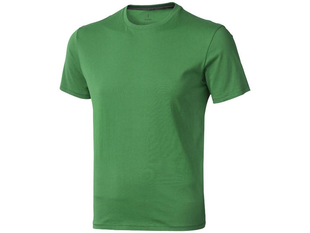 Футболка Nanaimo мужская, зеленый папоротник
