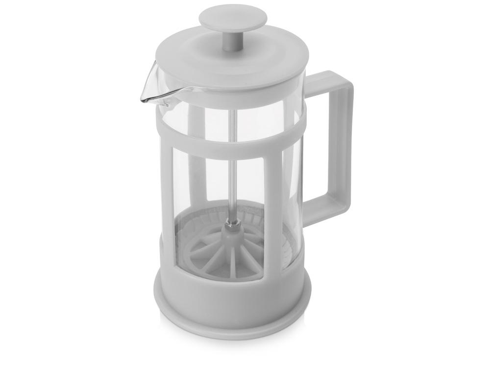 Пластиковый френч-пресс Savor, 350 мл, серый
