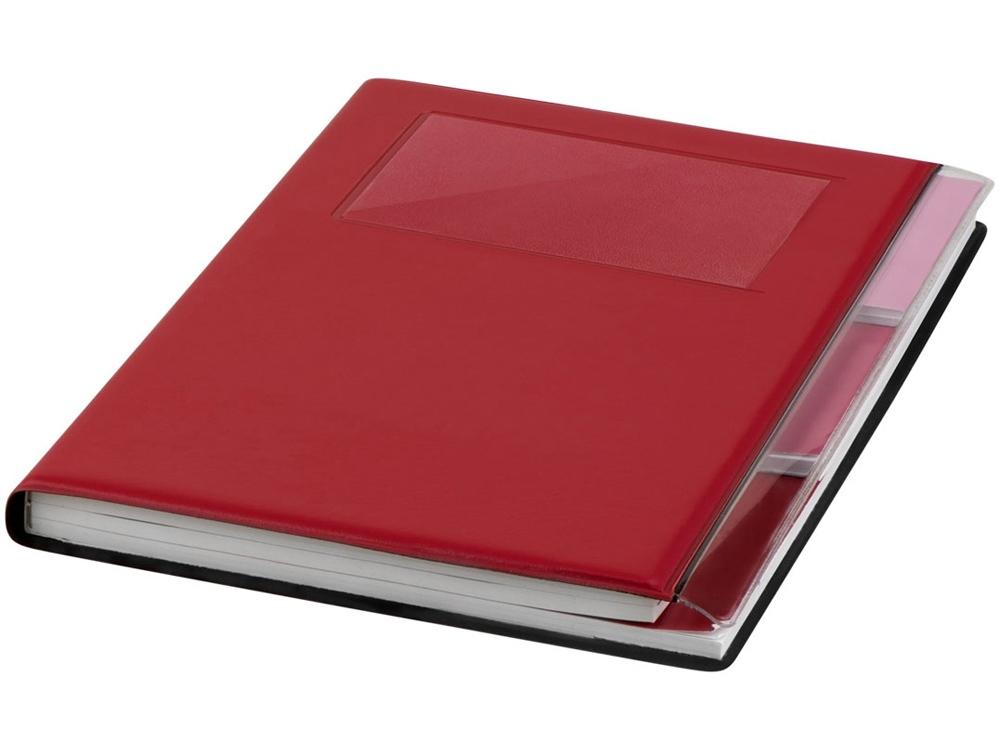 Блокнот А5 Slotz, красный