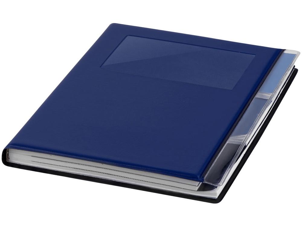 Блокнот А5 Slotz, ярко-синий