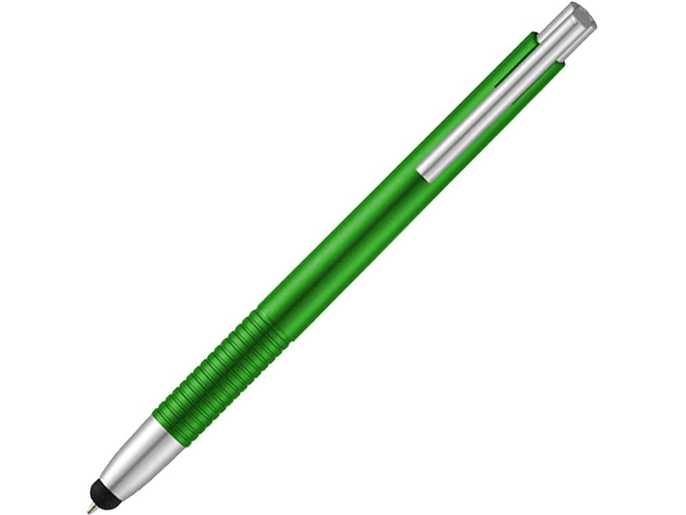 Ручка-стилус шариковая Giza, зеленый