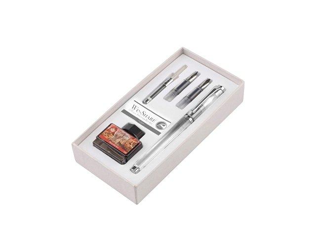 Набор «WE-Share»: ручка перьевая, сменные насадки, конвектор, чернила (арт. 417648)