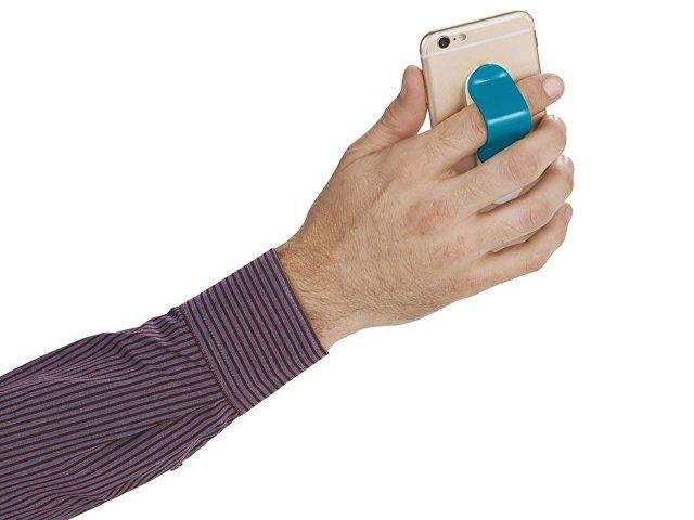Сжимаемая подставка для смартфона, cиний