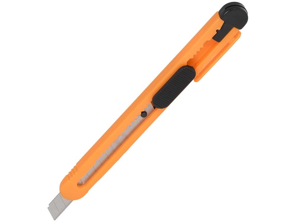 Универсальный нож Sharpy со сменным лезвием, оранжевый