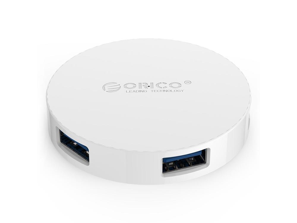 USB-концентратор Orico HA4U-U3 (черный)