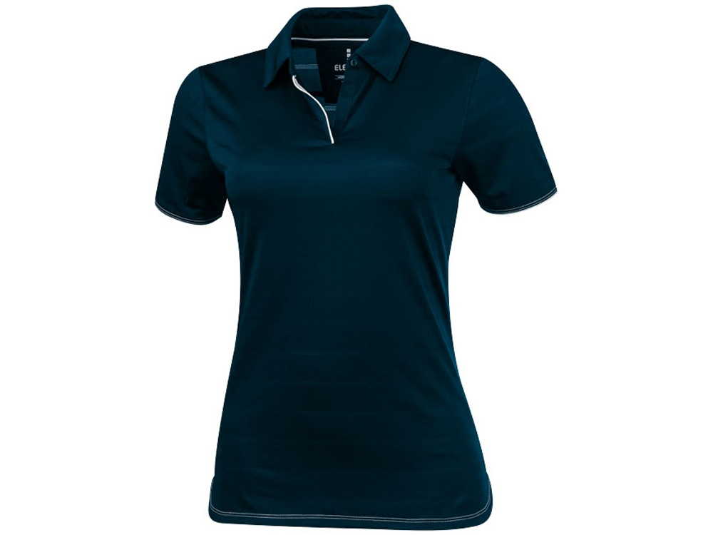 Рубашка поло Prescott женская, темно-синий