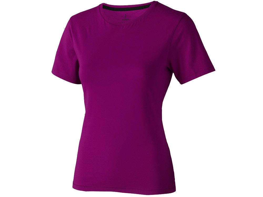 Футболка Nanaimo женская, темно-фиолетовый