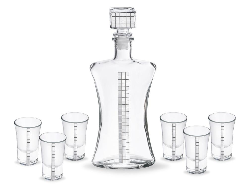Набор для водки Матрица