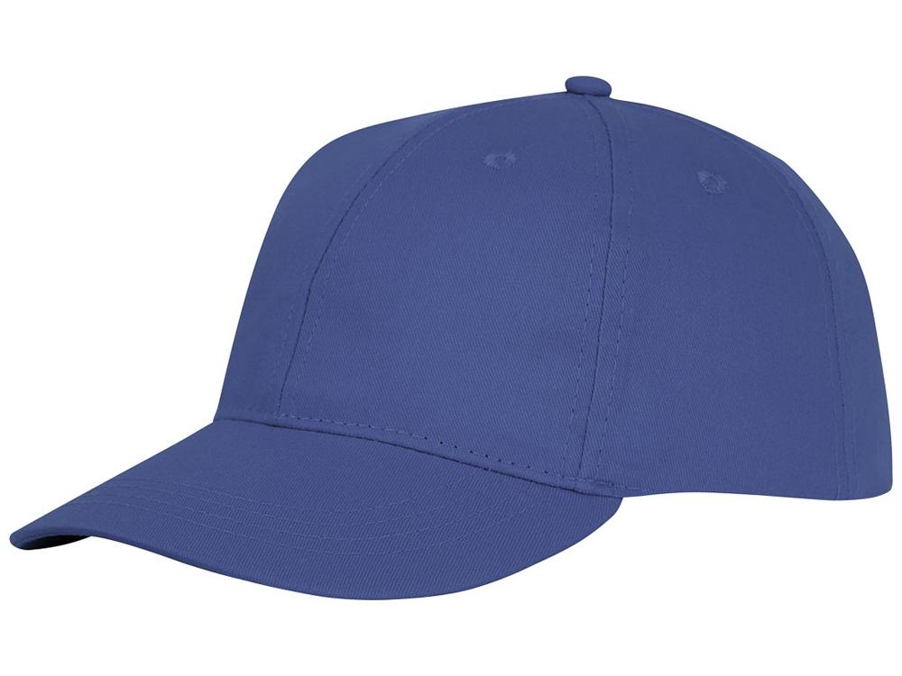 Шестипанельная кепка Ares, синий
