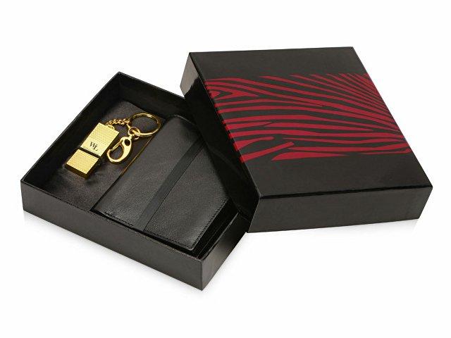 Набор: портмоне, USB-флешка на 8 Гб