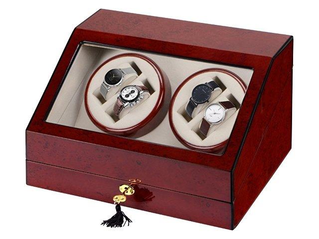 Шкатулка для часов с автоподзаводом «Цюрих» (арт. 836711)