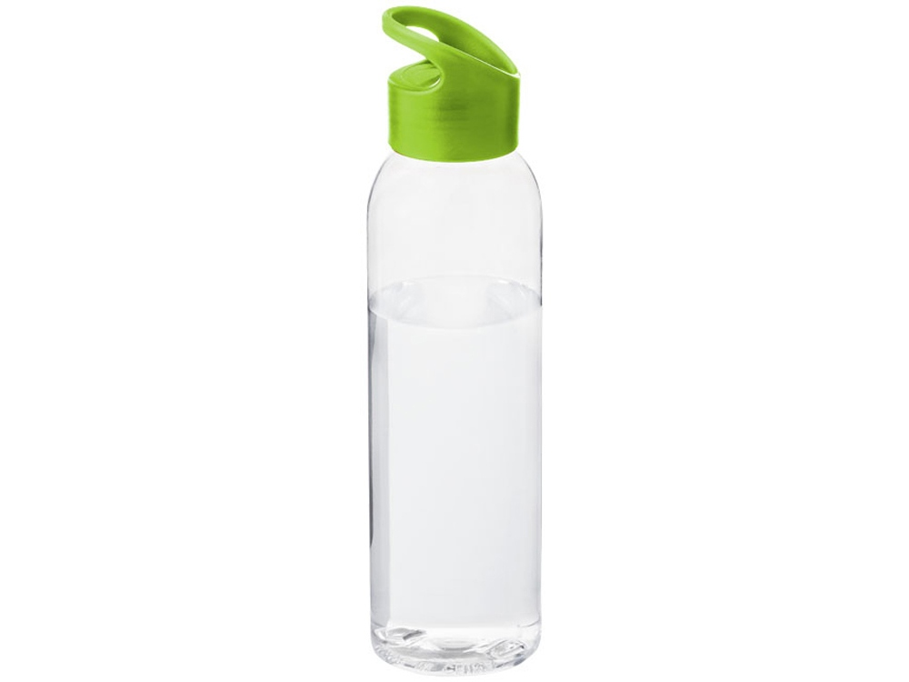 Бутылка Sky, прозрачный/лайм