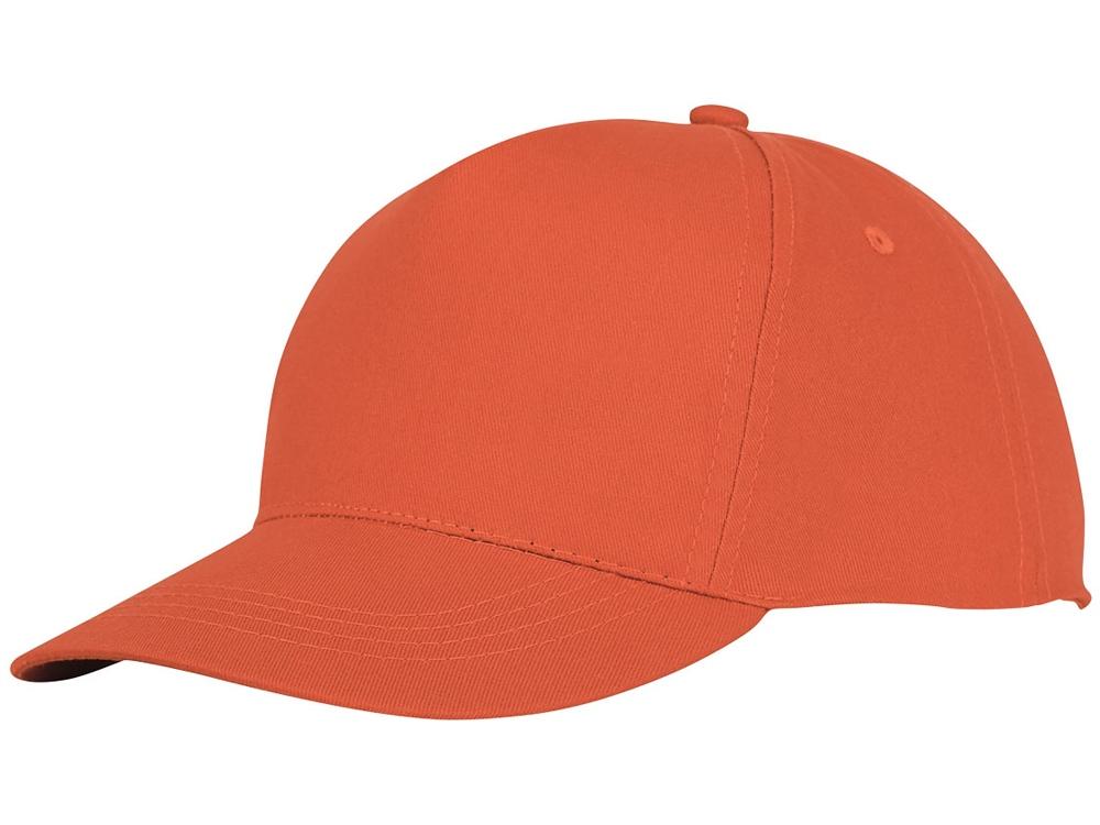 Пятипанельная кепка Hades, оранжевый