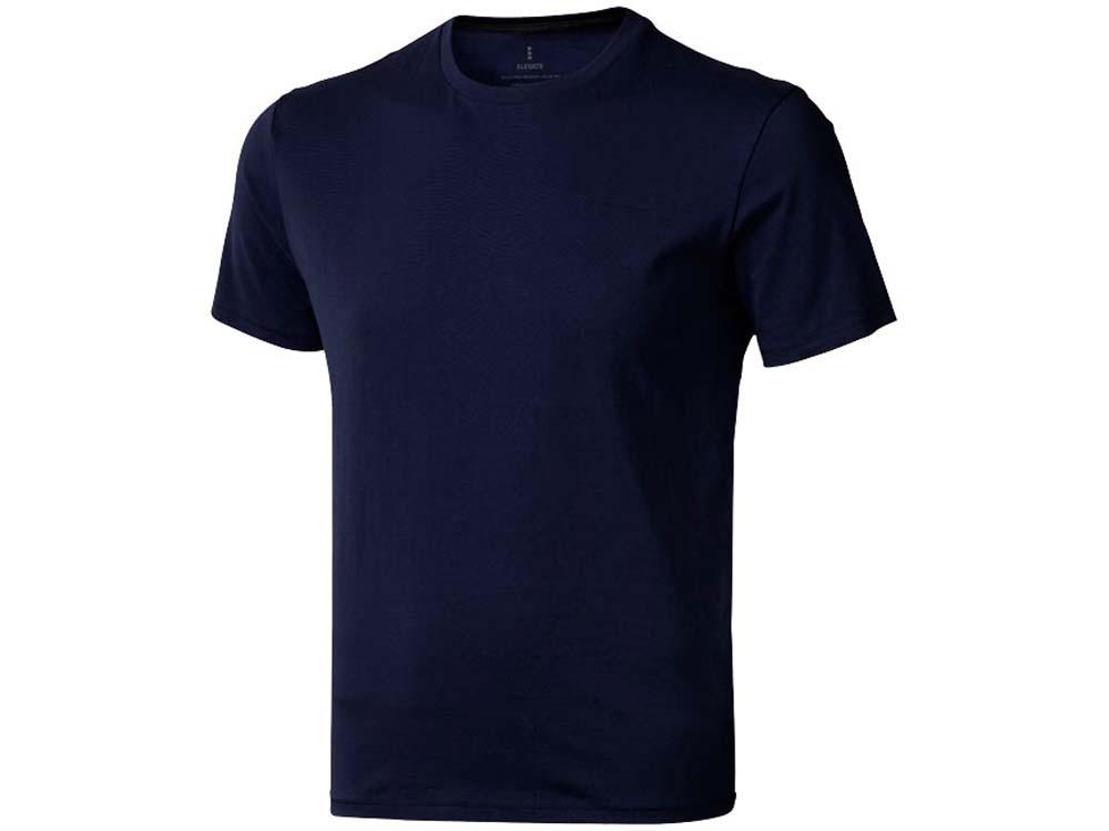 Футболка Nanaimo мужская, темно-синий