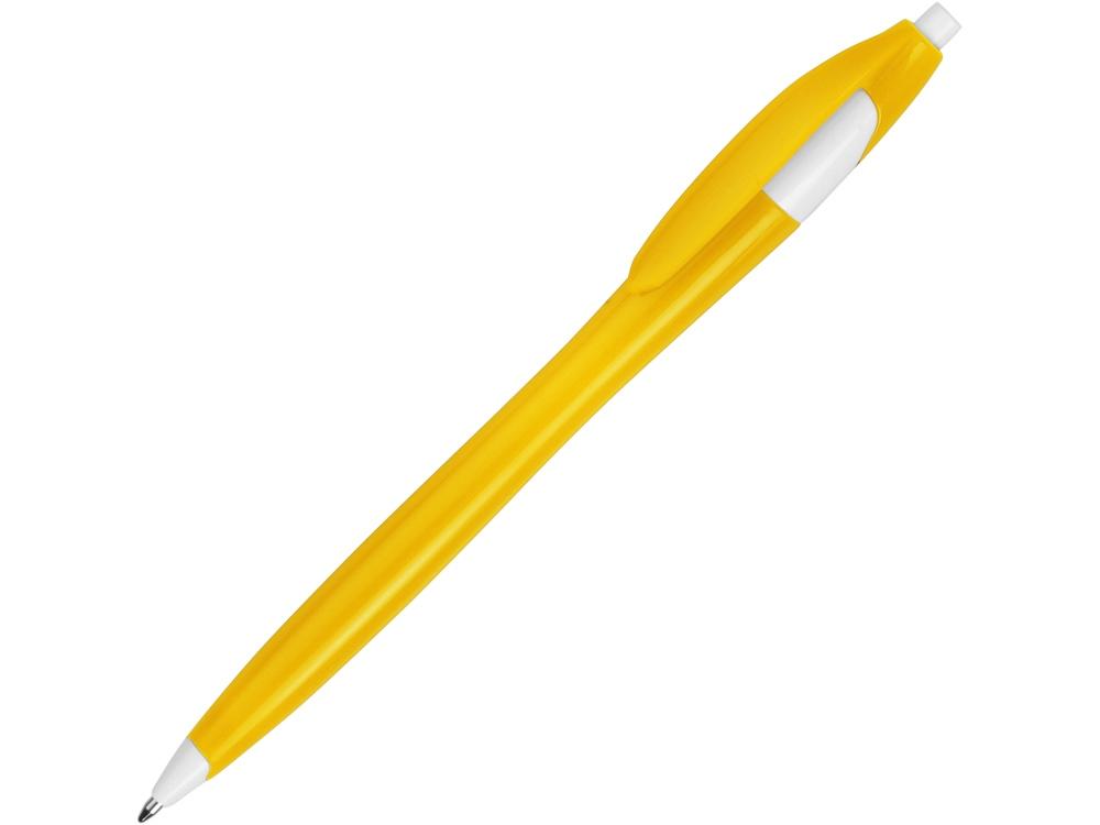 Ручка шариковая Астра, желтый