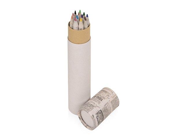 Набор цветных карандашей из